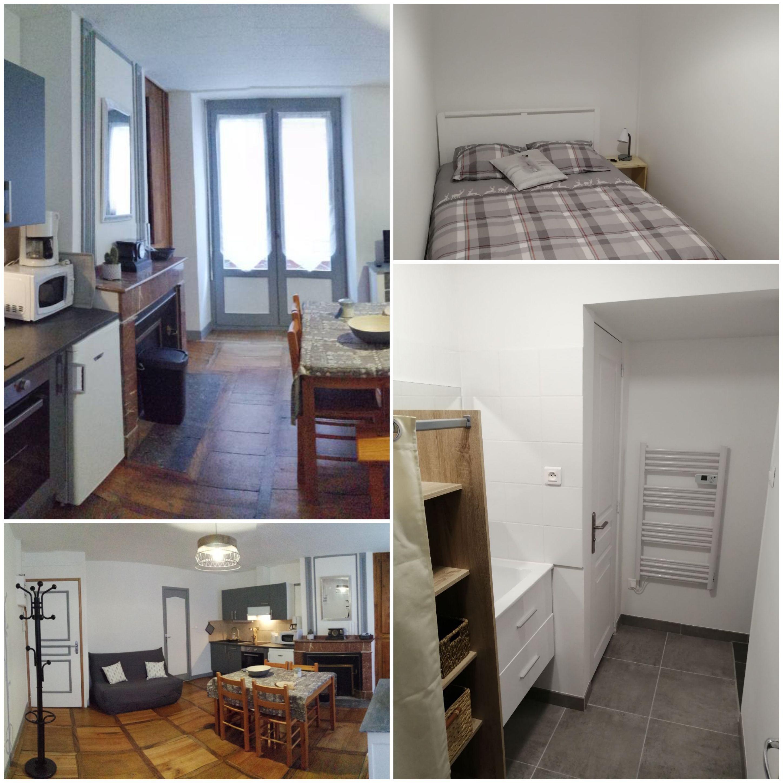 Appartement 2/4 personnes